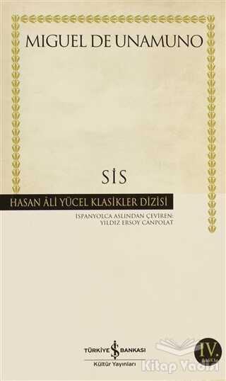 İş Bankası Kültür Yayınları - Sis