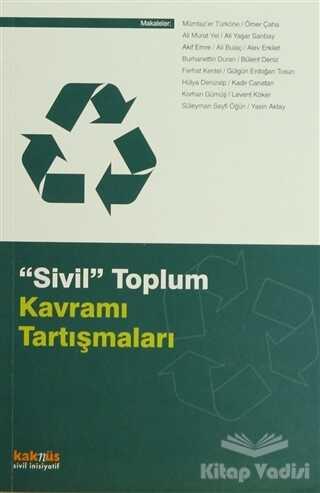 Kaknüs Yayınları - Sivil Toplum Kavramı Tartışmaları