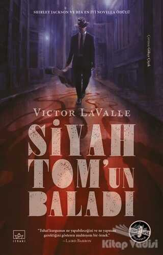 İthaki Yayınları - Siyah Tom'un Baladı