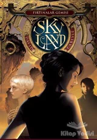 Doğan Egmont Yayıncılık - Skyland 2: Fırtınalar Gemisi