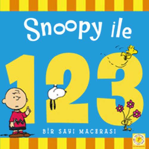 Artemis Yayınları - Snoopy ile 123 - Bir Sayı Macerası