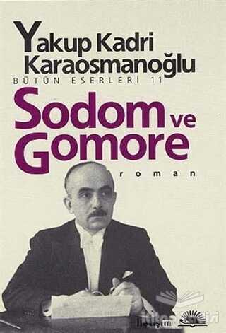 İletişim Yayınevi - Sodom ve Gomore