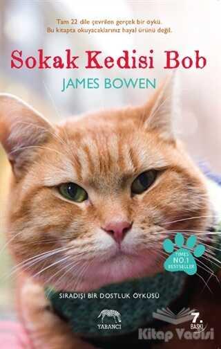 Yabancı Yayınevi - Sokak Kedisi Bob