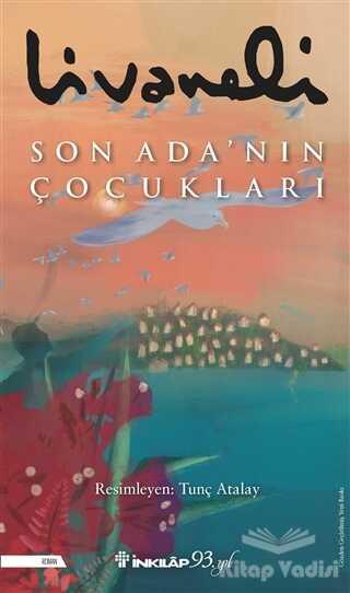 İnkılap Kitabevi - Son Ada'nın Çocukları (Ciltli)