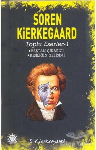 Yason Yayıncılık - Soren Kierkegaard - Toplu Eserler - 1