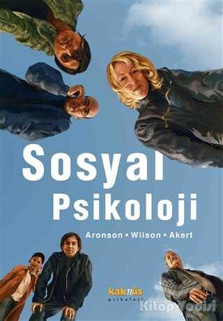 Kaknüs Yayınları - Ders Kitapları - Sosyal Psikoloji