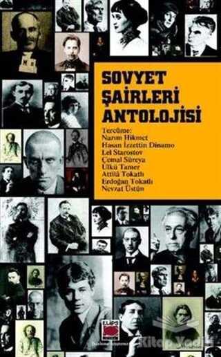Elips Kitap - Sovyet Şairleri Antolojisi