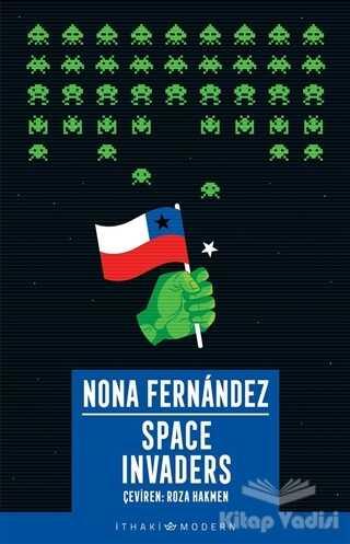 İthaki Yayınları - Space Invaders