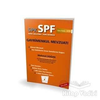 Pelikan Tıp Teknik Yayıncılık - SPK - SPF Gayrimenkul Mevzuatı Konu Anlatımlı Soru Bankası