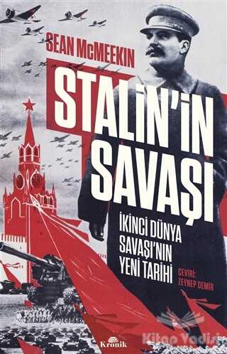 Kronik Kitap - Stalin'in Savaşı