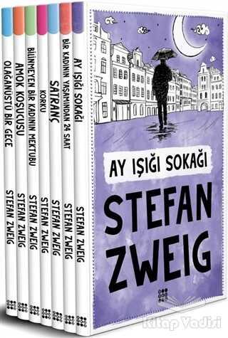 Dokuz Yayınları - Stefan Zweig 7'li Set