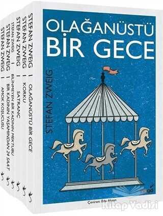 İndigo Kitap - Stefan Zweig Seti (6 Kitap Takım)