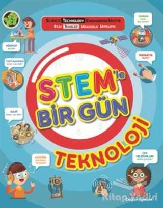Doğan Egmont Yayıncılık - STEM'le Bir Gün - Teknoloji