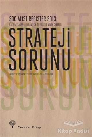 Yordam Kitap - Strateji Sorunu