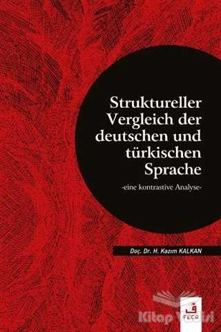 Fecr Yayınları - Struktureller Vergleich Der Deutschen Und Türkischen Sprache