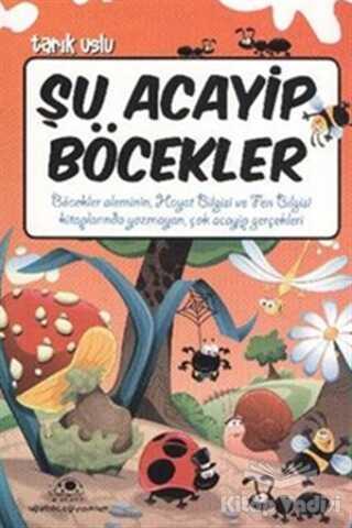 Uğurböceği Yayınları - Şu Acayip Böcekler