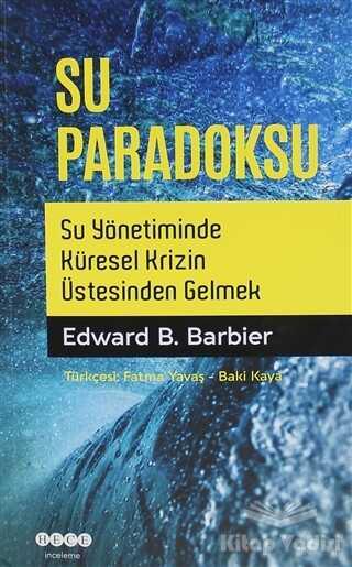 Hece Yayınları - Su Paradoksu