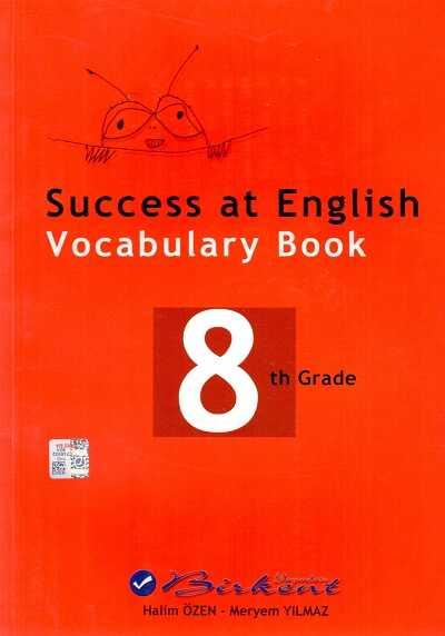 Birkent Yayınları - Success at English Vocabulary Book