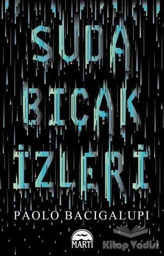 Martı Yayınları - Suda Bıçak İzleri