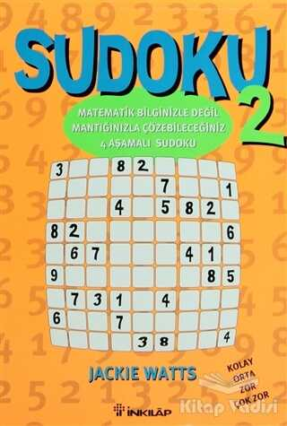 İnkılap Kitabevi - Sudoku 2