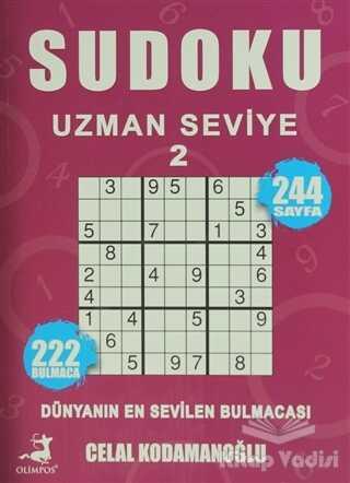 Olimpos Yayınları - Sudoku Uzman Seviye 2