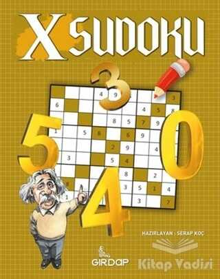 Girdap Kitap - Sudoku X