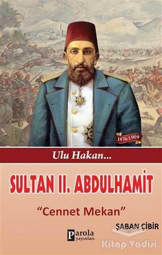 Parola Yayınları - Sultan 2. Abdulhamit