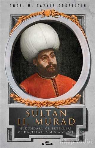 Kronik Kitap - Sultan 2. Murad