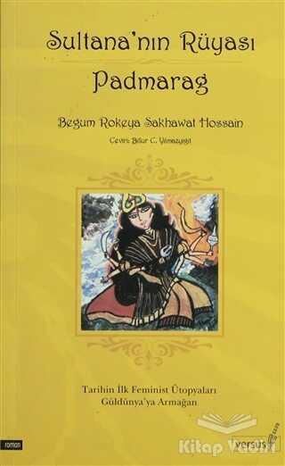Versus Kitap Yayınları - Sultana'nın Rüyası Padmarag