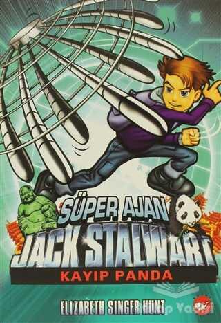 Beyaz Balina Yayınları - Süper Ajan Jack Stalwart 7 - Kayıp Panda