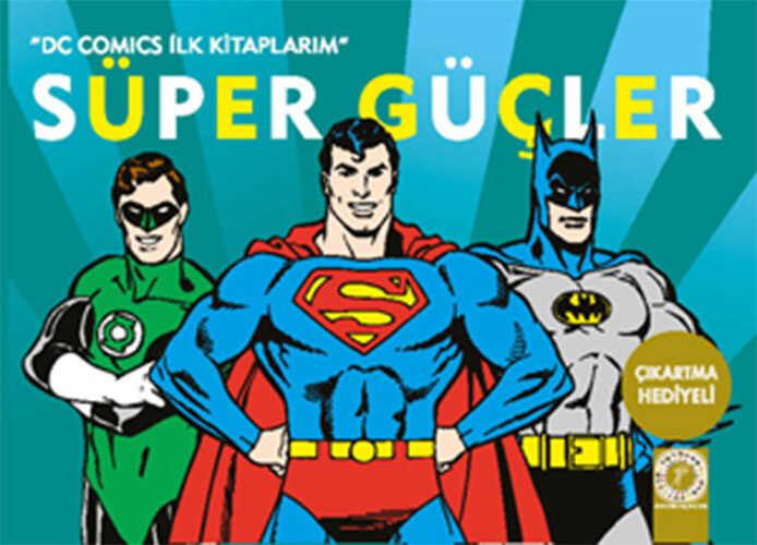 Artemis Yayınları - Süper Güçler