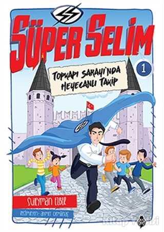 Uğurböceği Yayınları - Süper Selim - 1
