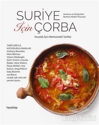 Hayykitap - Suriye İçin Çorba