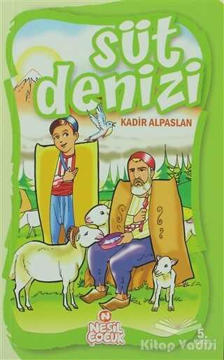 Nesil Çocuk Yayınları - Süt Denizi