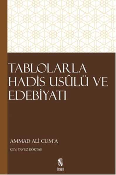 İnsan Yayınları - Tablolarla Hadis Usulü ve Edebiyatı