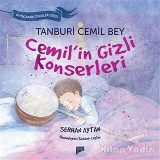 Pan Yayıncılık - Tanburi Cemil Bey / Cemil'in Gizli Konserleri