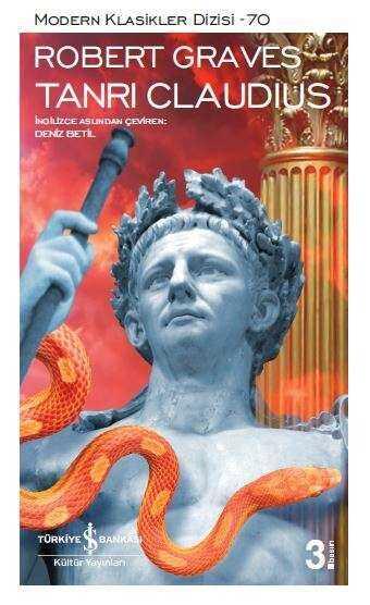 İş Bankası Kültür Yayınları - Tanrı Claudius