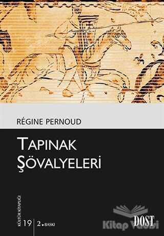 Dost Kitabevi Yayınları - Tapınak Şövalyeleri
