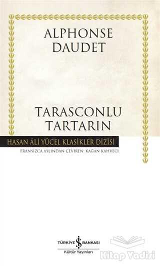 İş Bankası Kültür Yayınları - Tarasconlu Tartarin