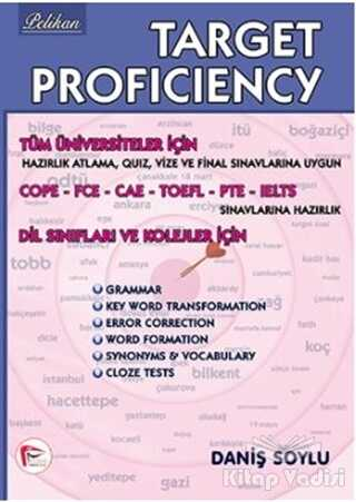 Pelikan Tıp Teknik Yayıncılık - Target Proficiency