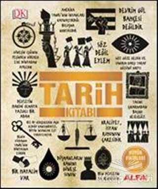 Alfa Yayınları - Tarih Kitabı