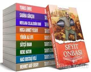 Parola Yayınları - Tarihte İz Bırakanlar Seti (10 Kitap Takım)