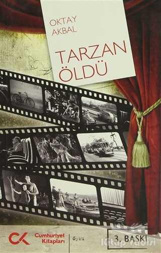 Cumhuriyet Kitapları - Tarzan Öldü
