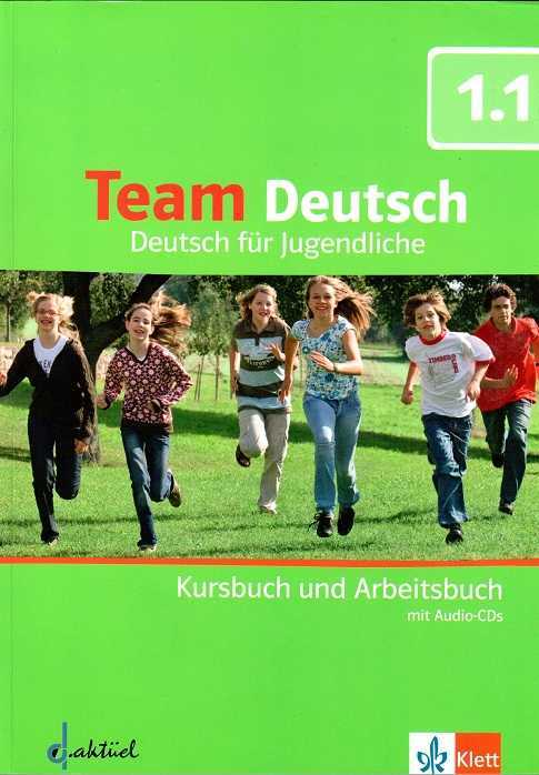 Cambridge University Press - Team Deutsch 1.1