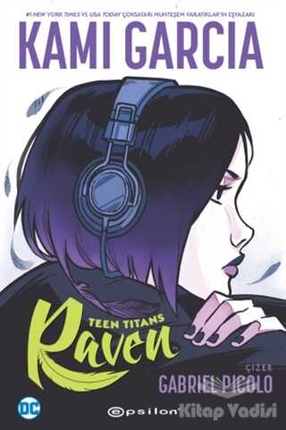 Epsilon Yayınevi - Teen Titans: Raven