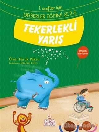 Nesil Çocuk Yayınları - Tekerlekli Yarış