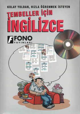 Fono Yayınları - Tembeller için İngilizce (1 kitap + 3 CD)