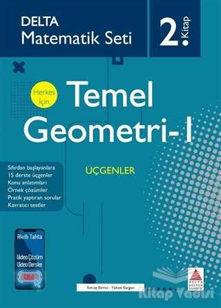 Delta Kültür Basım Yayın - Temel Geometri 1 - Üçgenler