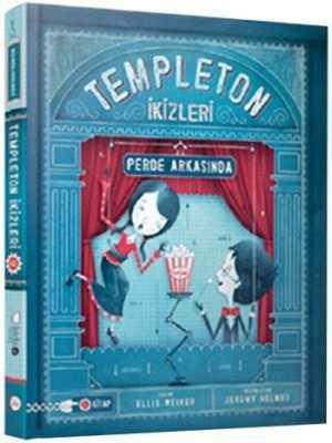 Redhouse Yayınları - Templeton İkizleri Ve Perde Arkasında / Redhouse Yay