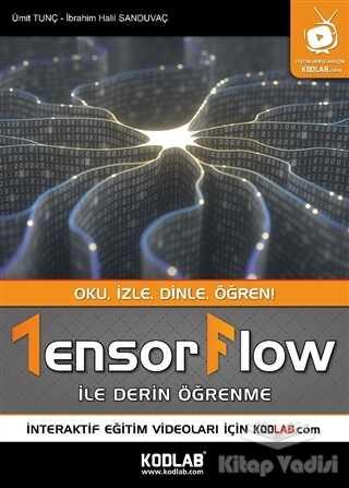 Kodlab Yayın Dağıtım - Tensorflow İle Derin Öğrenme